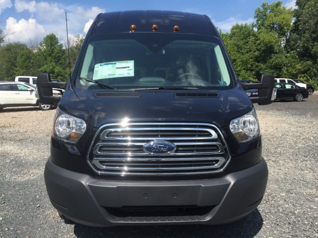 2018 Transit 350 HD High Roof DRW 4x2,  Passenger Wagon #FU8377 - photo 5