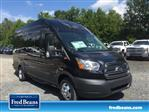 2018 Transit 350 HD High Roof DRW 4x2,  Passenger Wagon #FU8377 - photo 1