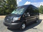 2018 Transit 350 HD High Roof DRW 4x2,  Passenger Wagon #FU8377 - photo 6
