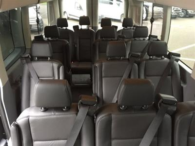 2018 Transit 350 HD High Roof DRW 4x2,  Passenger Wagon #FU8381 - photo 12