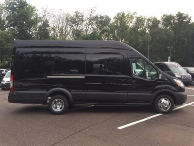 2018 Transit 350 HD High Roof DRW 4x2,  Passenger Wagon #FU8383 - photo 3