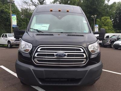 2018 Transit 350 HD High Roof DRW 4x2,  Passenger Wagon #FU8383 - photo 5