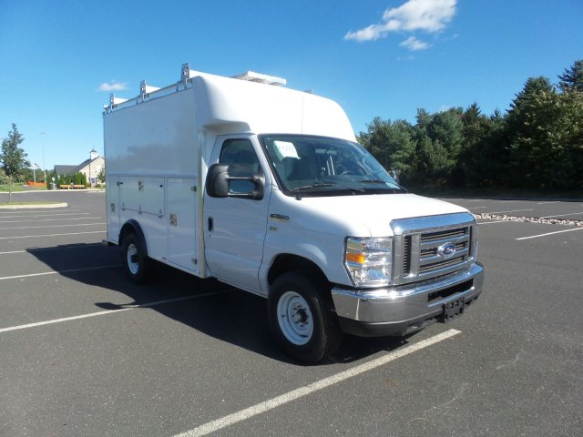 2018 E-350 4x2,  Supreme Service Utility Van #FU8402 - photo 4