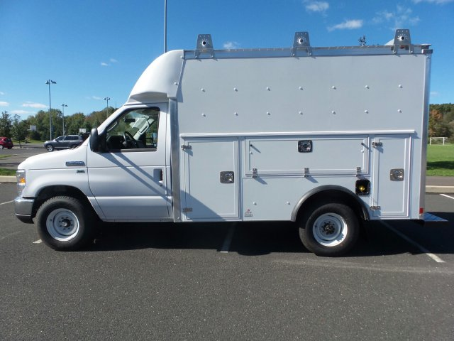 2018 E-350 4x2,  Supreme Service Utility Van #FU8402 - photo 8
