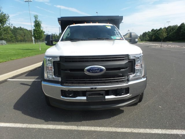 2018 F-550 Super Cab DRW 4x4,  Rugby Landscape Dump #FU8409 - photo 3