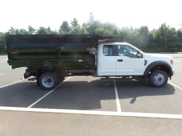 2018 F-550 Super Cab DRW 4x4,  Rugby Landscape Dump #FU8409 - photo 5