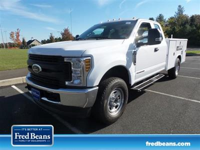 2018 F-350 Super Cab 4x4,  Service Body #FU8435 - photo 1