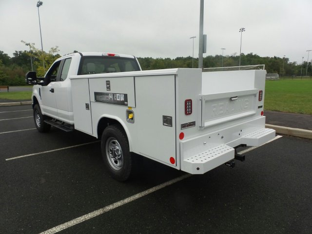 2019 F-350 Super Cab 4x4,  Reading Service Body #FU9019 - photo 2