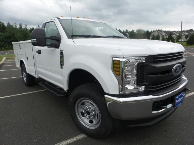 2019 F-350 Regular Cab 4x4,  Reading Service Body #FU9022 - photo 4
