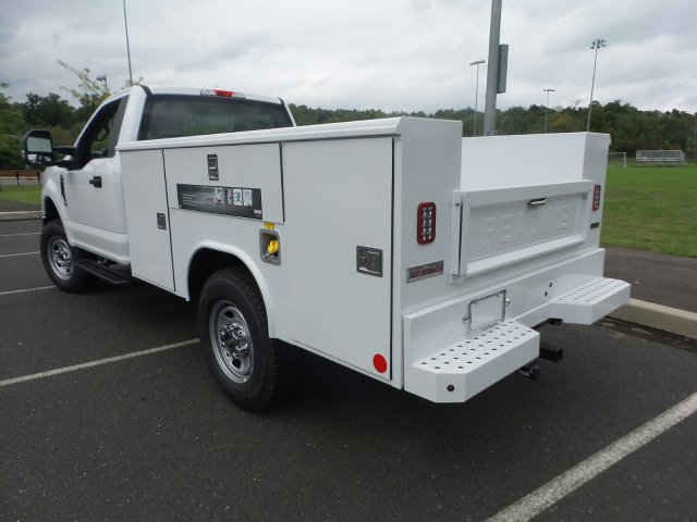 2019 F-350 Regular Cab 4x4,  Reading Service Body #FU9022 - photo 2