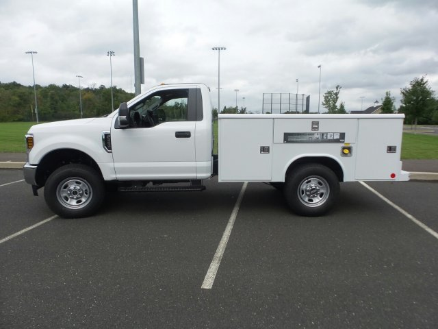 2019 F-350 Regular Cab 4x4,  Reading Service Body #FU9022 - photo 8