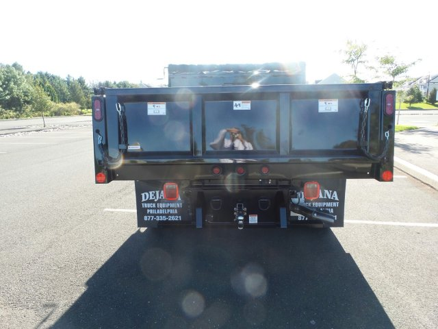 2019 F-550 Regular Cab DRW 4x4,  Rugby Dump Body #FU9090 - photo 7