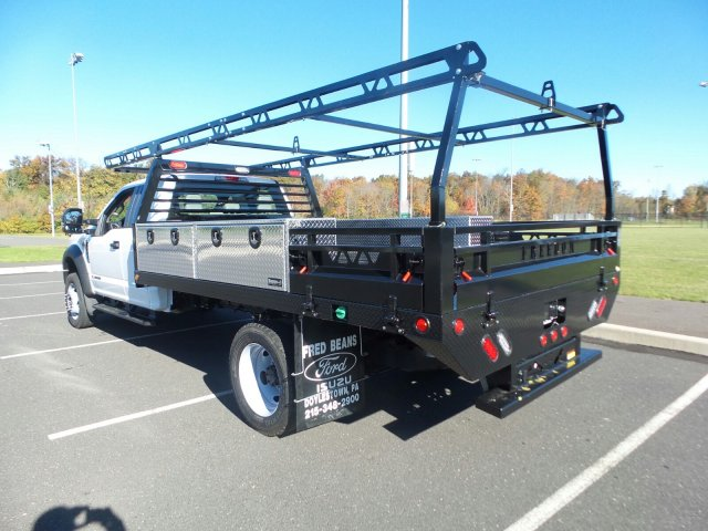 2019 F-450 Super Cab DRW 4x4,  Freedom ProContractor Body #FU9110 - photo 2