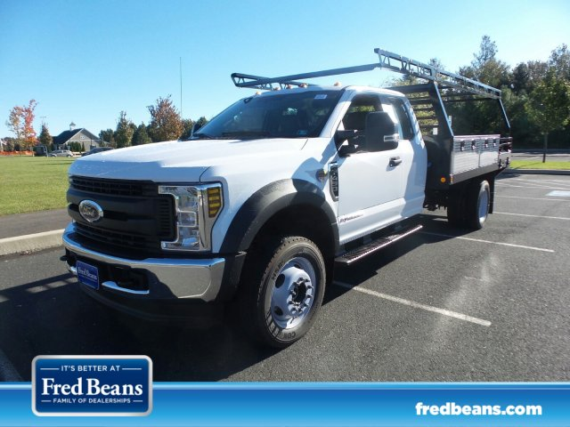 2019 F-450 Super Cab DRW 4x4,  Freedom Contractor Body #FU9110 - photo 1