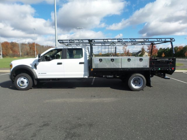 2019 F-450 Crew Cab DRW 4x4,  Freedom ProContractor Body #FU9111 - photo 8