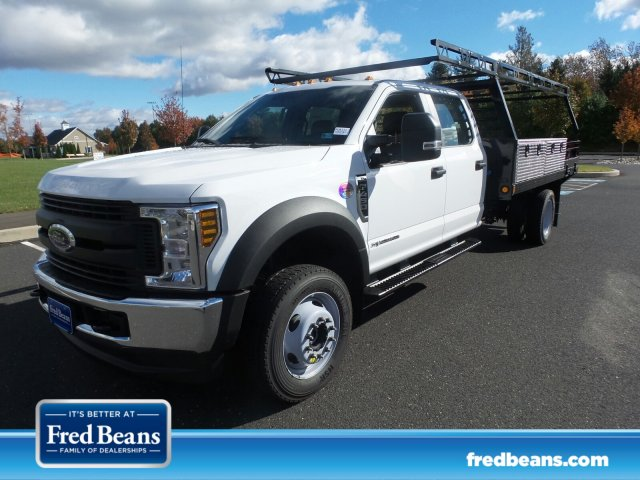 2019 F-450 Crew Cab DRW 4x4,  Freedom ProContractor Body #FU9111 - photo 1
