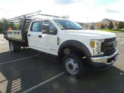 2019 F-450 Crew Cab DRW 4x4,  Freedom ProContractor Body #FU9111 - photo 4