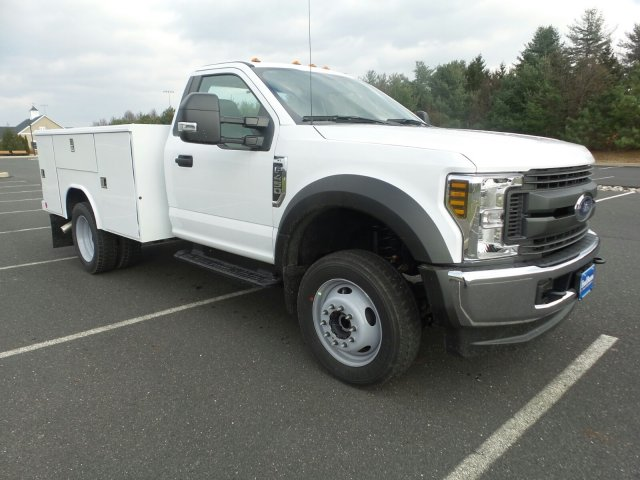 2019 F-450 Regular Cab DRW 4x4,  Reading Service Body #FU9122 - photo 4