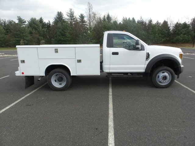 2019 F-450 Regular Cab DRW 4x4,  Reading Service Body #FU9122 - photo 5