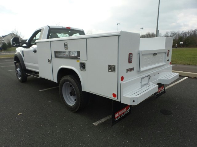 2019 F-450 Regular Cab DRW 4x4,  Reading Service Body #FU9122 - photo 2