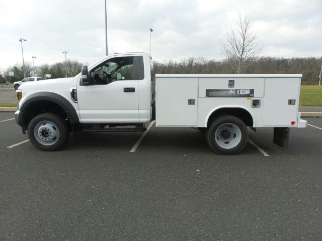 2019 F-450 Regular Cab DRW 4x4,  Reading Service Body #FU9122 - photo 8