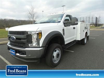 2019 F-450 Regular Cab DRW 4x4,  Cab Chassis #FU9122 - photo 1