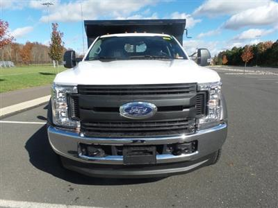 2019 F-550 Regular Cab DRW 4x4,  Rugby Eliminator LP Steel Dump Body #FU9126 - photo 3