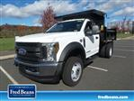 2019 F-550 Regular Cab DRW 4x4,  Rugby Eliminator LP Steel Dump Body #FU9126 - photo 1