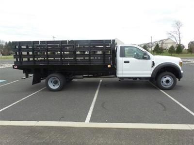2019 F-450 Regular Cab DRW 4x2,  Knapheide Value-Master X Stake Bed #FU9127 - photo 5