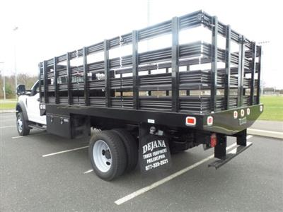 2019 F-450 Regular Cab DRW 4x2,  Knapheide Value-Master X Stake Bed #FU9127 - photo 2