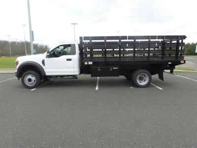 2019 F-450 Regular Cab DRW 4x2,  Knapheide Value-Master X Stake Bed #FU9127 - photo 8