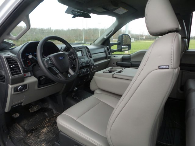 2019 F-550 Super Cab DRW 4x4,  Reading Landscape Dump #FU9135 - photo 10