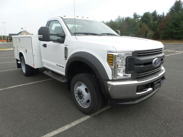 2019 F-450 Regular Cab DRW 4x4,  Reading Service Body #FU9137 - photo 4