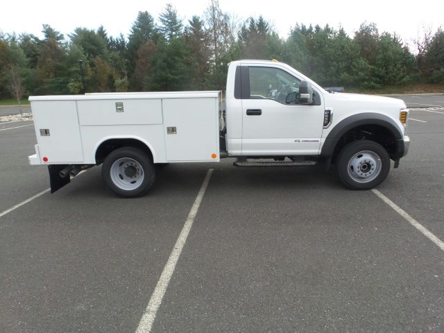 2019 F-450 Regular Cab DRW 4x4,  Reading Service Body #FU9137 - photo 5