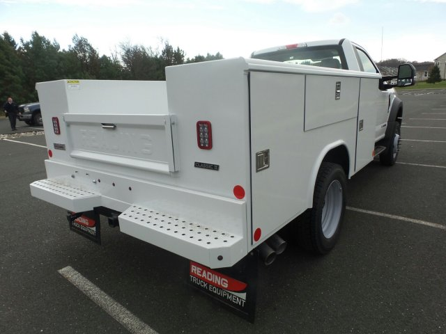 2019 F-450 Regular Cab DRW 4x4,  Reading Service Body #FU9137 - photo 6