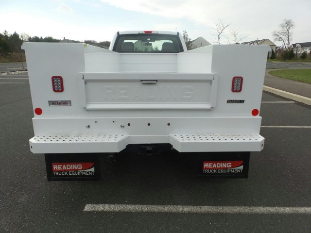2019 F-450 Regular Cab DRW 4x4,  Reading Service Body #FU9137 - photo 7