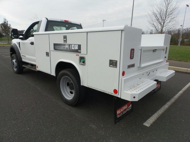 2019 F-450 Regular Cab DRW 4x4,  Reading Service Body #FU9137 - photo 2