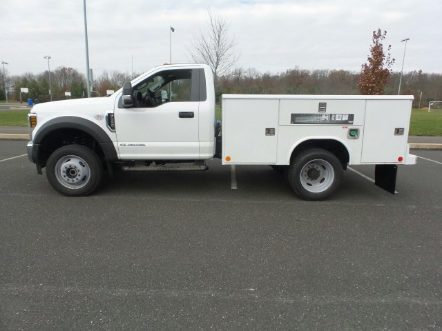 2019 F-450 Regular Cab DRW 4x4,  Reading Service Body #FU9137 - photo 8