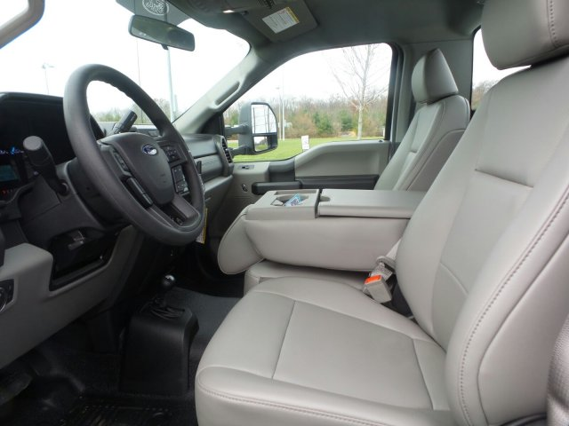 2019 F-450 Regular Cab DRW 4x4,  Reading Service Body #FU9137 - photo 9