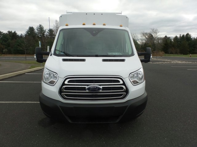 2019 Transit 350 HD DRW 4x2,  Reading Service Utility Van #FU9144 - photo 3