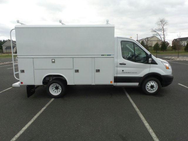 2019 Transit 350 HD DRW 4x2,  Reading Service Utility Van #FU9144 - photo 5