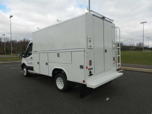 2019 Transit 350 HD DRW 4x2,  Reading Service Utility Van #FU9144 - photo 2