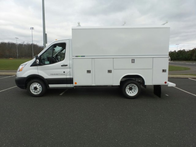 2019 Transit 350 HD DRW 4x2,  Reading Service Utility Van #FU9144 - photo 8