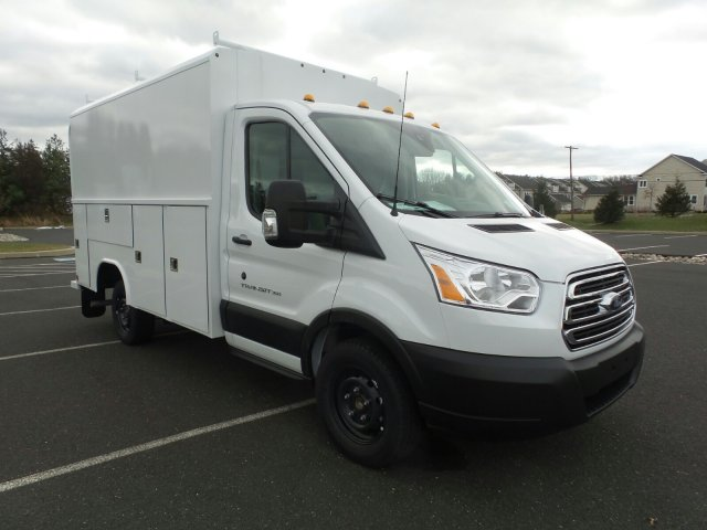 2019 Transit 350 4x2,  Reading Service Utility Van #FU9145 - photo 4
