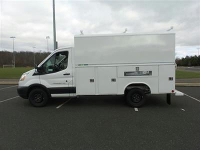 2019 Transit 350 4x2,  Reading Aluminum CSV Service Utility Van #FU9145 - photo 8