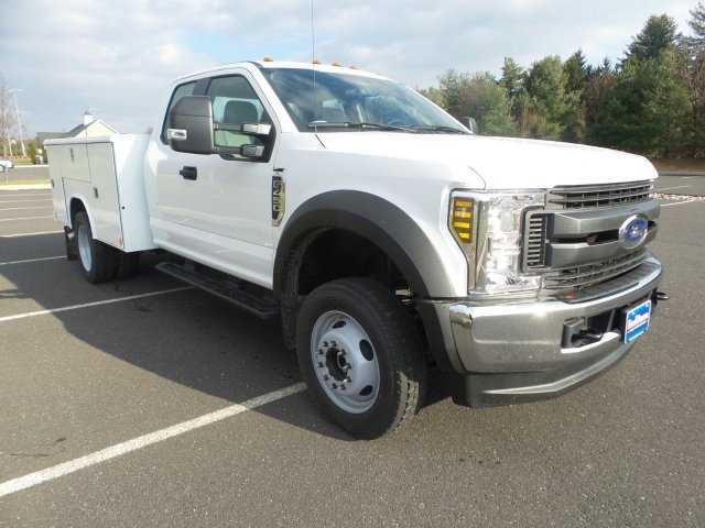 2019 F-450 Super Cab DRW 4x4,  Reading Service Body #FU9147 - photo 4