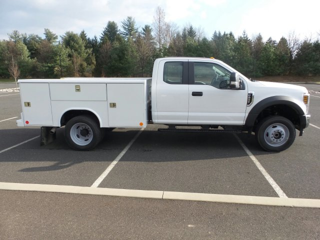 2019 F-450 Super Cab DRW 4x4,  Reading Service Body #FU9147 - photo 5
