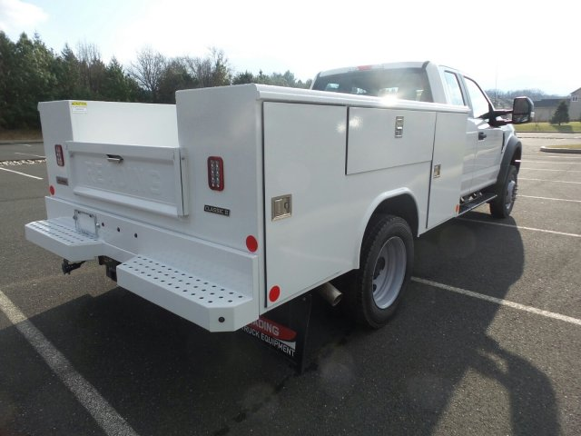 2019 F-450 Super Cab DRW 4x4,  Reading Service Body #FU9147 - photo 6