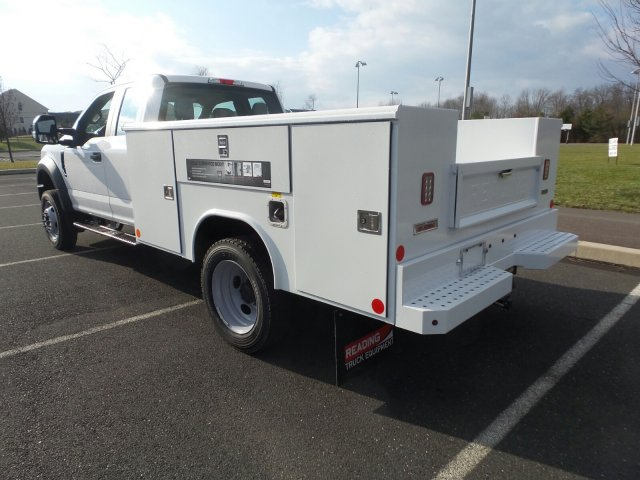 2019 F-450 Super Cab DRW 4x4,  Reading Service Body #FU9147 - photo 2