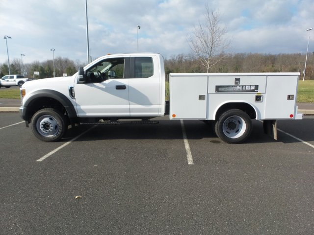 2019 F-450 Super Cab DRW 4x4,  Reading Service Body #FU9147 - photo 8